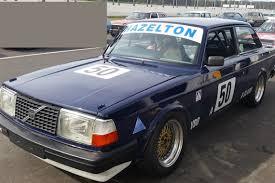 volvo group racecarsdirect com original 1984 volvo 240 turbo group a ex hazelton