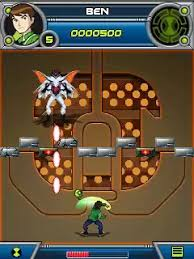 free download java game ben 10 alien force break bust