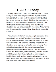 sample of a expository essay lake murray elementary d a r e graduation and essay winner tyler shackelford essay 1
