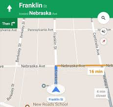 Google Timeline Maps Google Maps Update Eliminates Annoying Voice Directions During