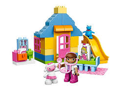 doc mcstuffins playhouse doc mcstuffins backyard clinic 10606 duplo lego shop