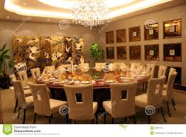 Banquet Table Round Banquet Table Stock Photo Image Of Cups Seat Decorative