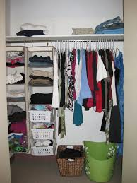 How To Purge Your Closet by Closet Purge Content But Not Complacent