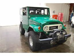 fj cruiser 1965 to 1967 toyota fj cruiser for sale on classiccars com 11