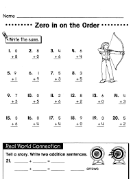 math for first grade elementary loving printable