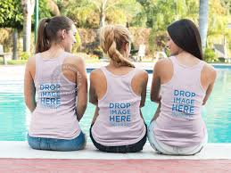 free tank top mockups to promote your clothing line placeit blog