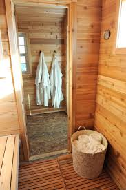 Outside Bathroom Ideas by Best 25 Outdoor Sauna Ideas On Pinterest Saunas Sauna Ideas