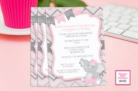 baby shower invitations blissful beth designs