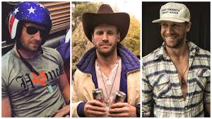 16 times chase rice proved he u0027s a man of many hats whiskey riff