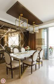 Kitchen With Pooja Room by Wooden False Ceiling Ideas For Every Room