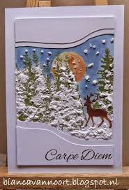 133 best magenta winter and christmas cards ideas images on