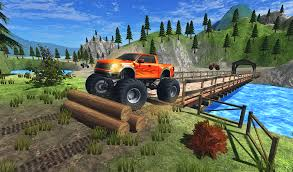 monster truck driver 3d u2013 monster truck mode