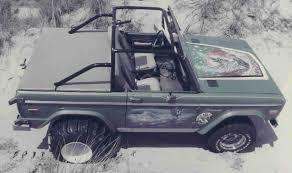 stroppe bronco 1973 ford bronco