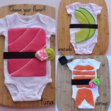 Baby Sushi Halloween Costume Avocado Diy Crafts Recipes