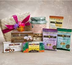 Gourmet Basket Aloha Gift Basket Gourmet Selection Of Seven Of Our Best Sellers
