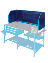 miller arcstation 30fx welding table airgas mil300686 miller 60 welding curtain for use with 60