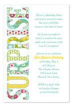 invitation wording samples by invitationconsultants com surprise