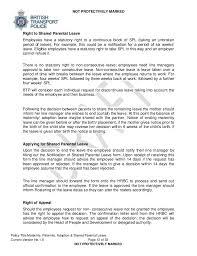 leave request sample doc 750562 leave request sample u2013 letter