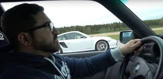 Bmw M3 V10 - porsche 911 gt2 rs vs v10 powered e30 bmw m3 is a ferociously