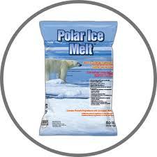 merlin melts like magic ice melter and deicer rock salt ice