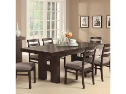 Dining Room Tables With Leaf by Coaster Dining Room Dining Table W Ext Leaf 103101 Rice
