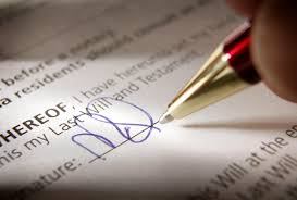 Can A Power Of Attorney Change A Will by Legal Grounds For Contesting A Will