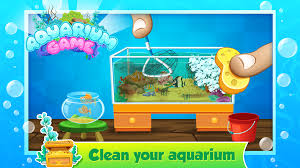 my fish tank aquarium games android apps on google play