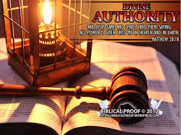 divine authority biblical proof