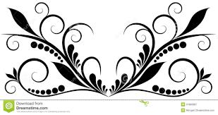 abstract swirl design element stock illustration illustration of