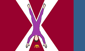 Virginia Flags Virginia Redesign The Only Flag With A Dead Guy On It Inspired