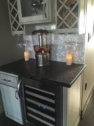 interior stylish design of backsplash tile ideas applied for