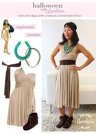 Pocahontas Costume Halloween With Henkaa Pocahontas Costume Henkaa