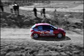 peugeot 206 rally peugeot 206 xs rally car by derakmine on deviantart