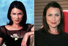 rena sofer hairstyles rena sofer where are they now melrose place zimbio