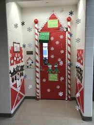 Classroom Door Christmas Decorations Christmas Door Decorating Ideas Doors Christmas Door