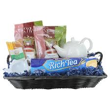 Breakfast Gift Baskets English Tea For One Gift Basket