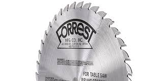 forrest table saw blades forrest woodworker ii 10 table saw blades