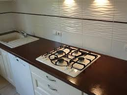 plan de travail carrelé cuisine carrelage plan de travail cuisine 12951 recouvrir newsindo co