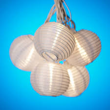 white paper lantern string party lights amazon home u0026 kitchen
