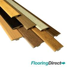 Laminate Flooring Transition Strips Oak Walnut Threshold Trim T Bar Door Strip Profile For Laminate