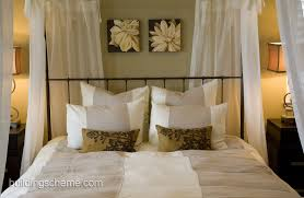 Curtains For Master Bedroom Beautiful White Bedroom Curtains Decorating Ideas Designs With