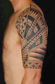 collection of 25 half sleeve tribal tattoos trend for guys