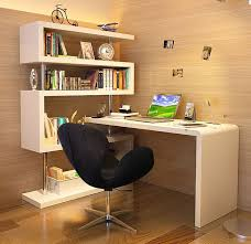 white contemporary office furniture for chicago home