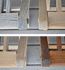 Restore Teak Outdoor Furniture by 32 Best Exterior Wood Restoration Images On Pinterest Exterior