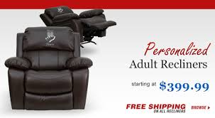 Leather Reclining Chairs Recliners Leather Recliner Chairs Discount Recliners