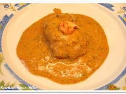 lotte al armoricaine recette cuisine la recette poisson blanc lotte à l armoricaine recette ptitchef