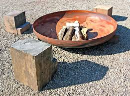 Copper Firepits Copper Pits For Sale Fortkochi Me