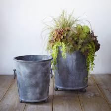 indoor outdoor planters terrain