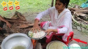 village food beef biryani muslim style country foods village