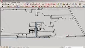 tutorial sketchup autocad autocad tutorial import and model an autocad floor plan in sketchup